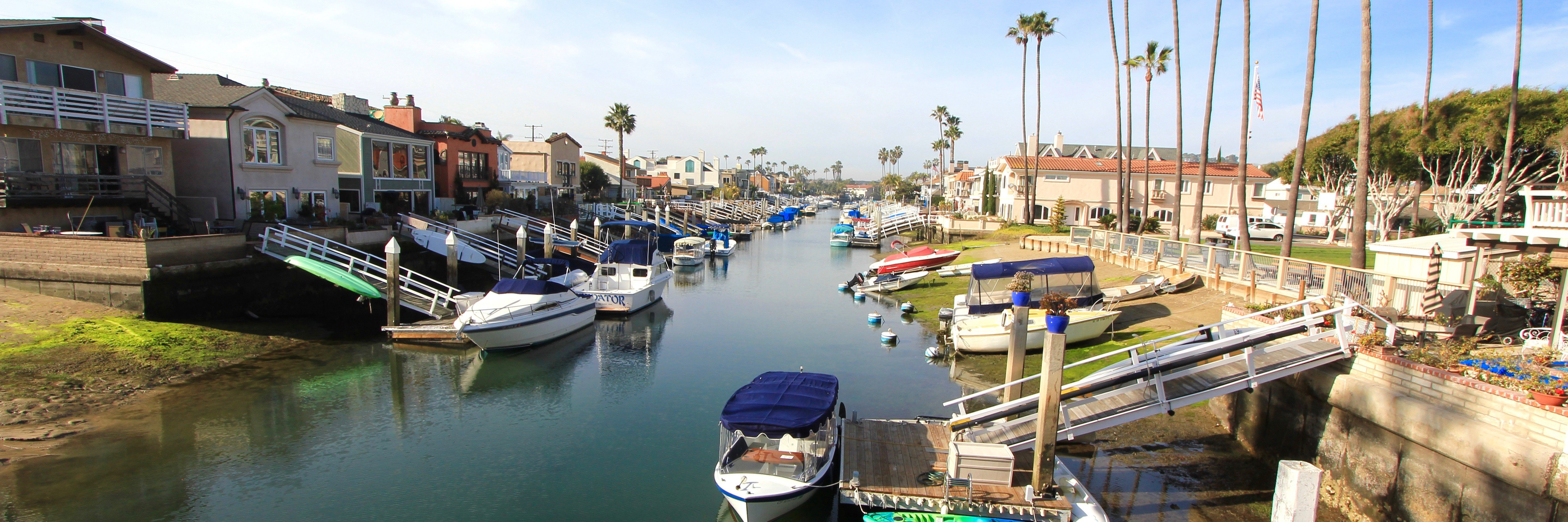 Newport Island is a community in Newport Beach, CA