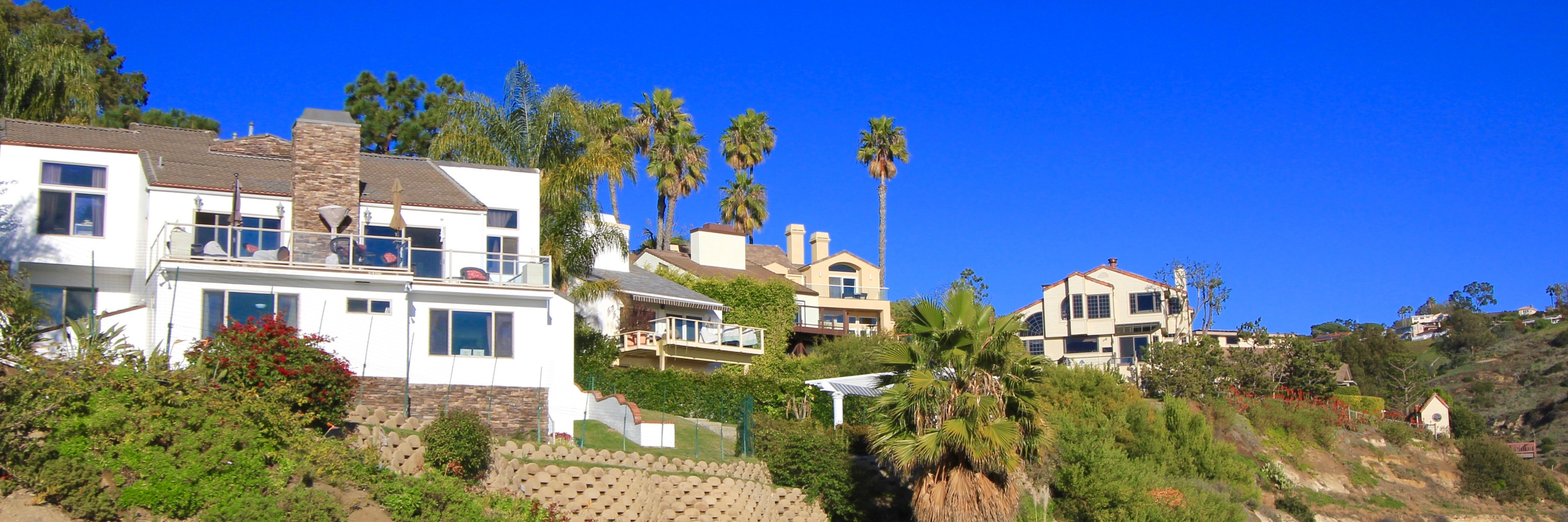 Park Avenue Estates is a high end beach community in Laguna Beach