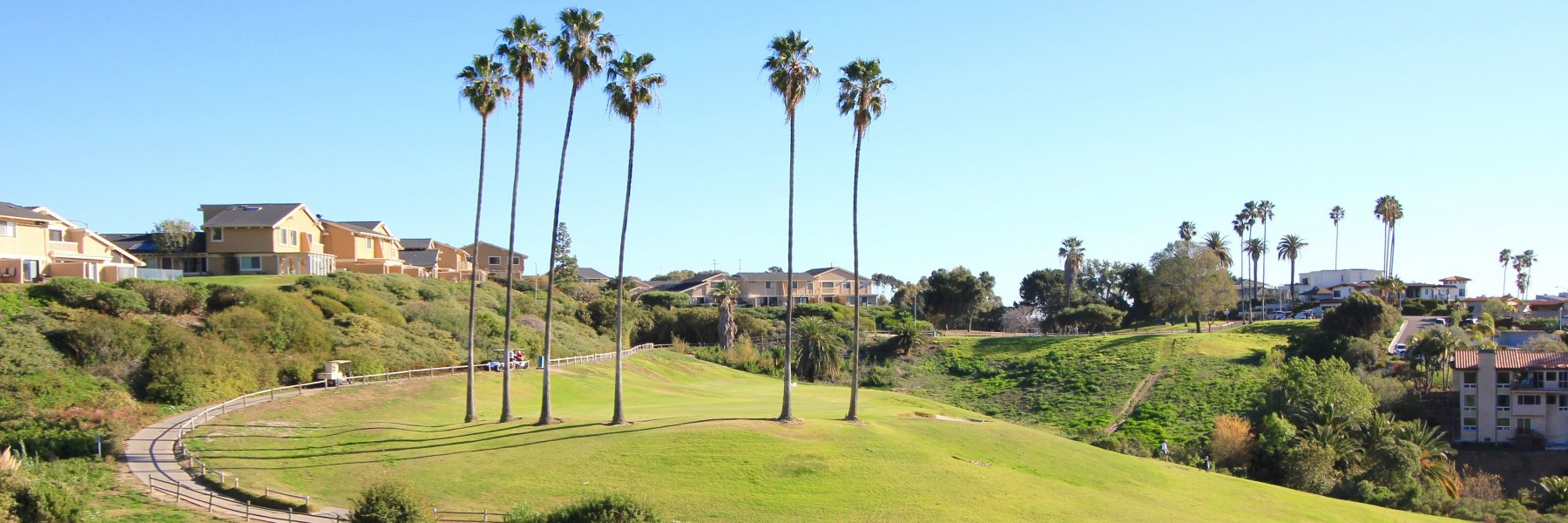 Presidential Heights is a community of homes in San Clemente California