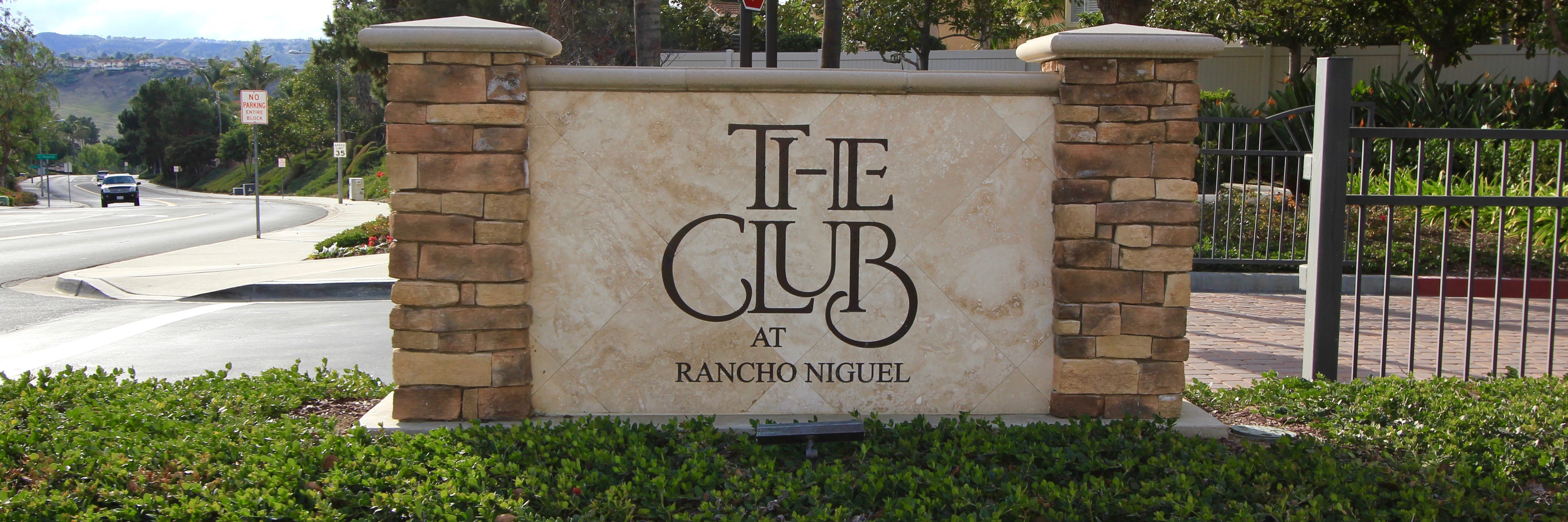 Rancho Niguel is a neighborhood of homes located in Laguna Niguel California
