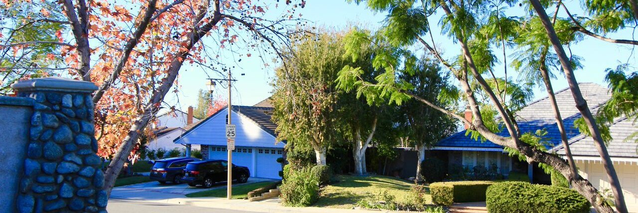 Rocky Point is a community of homes located in Anaheim Hills CA