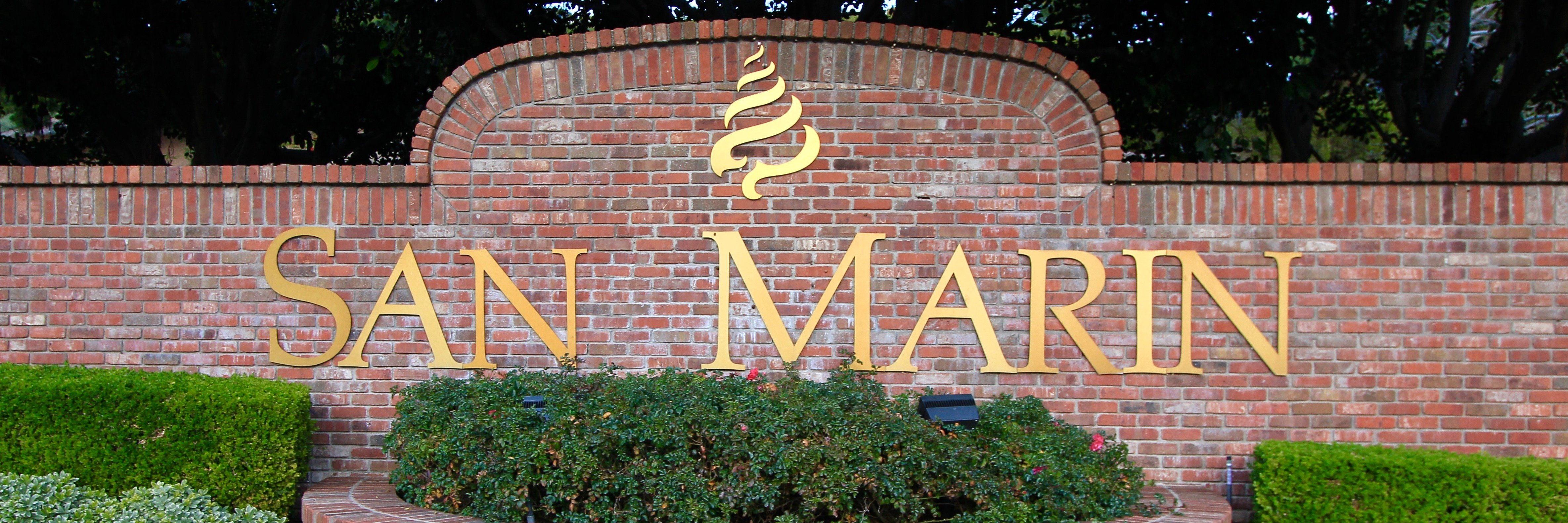 San Marin is a neighborhood of homes located in Laguna Niguel California