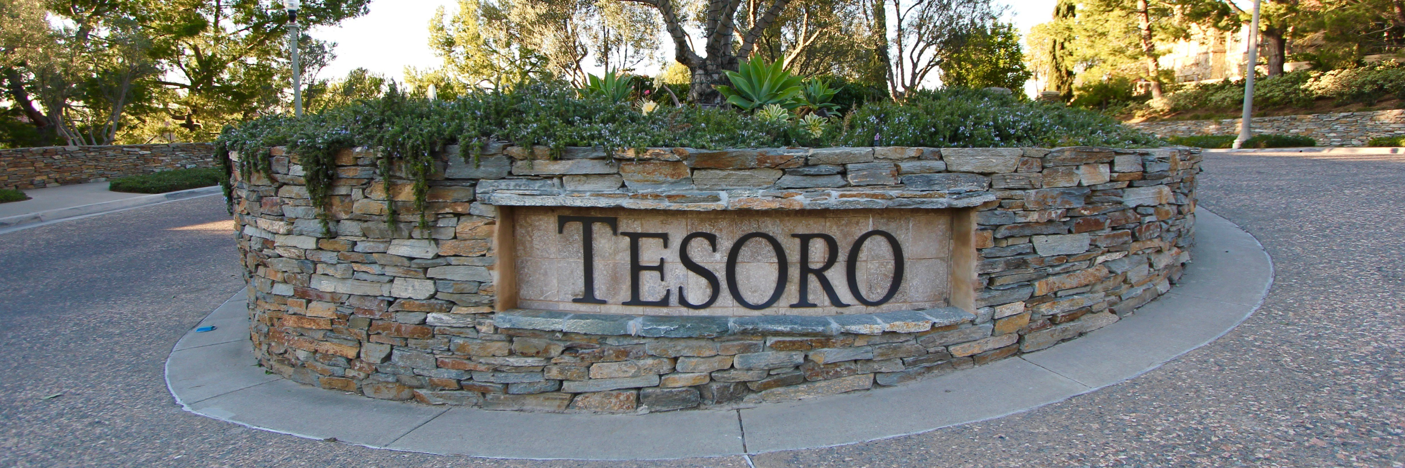 Tesoro Villas is a gated home community in Newport Coast CA