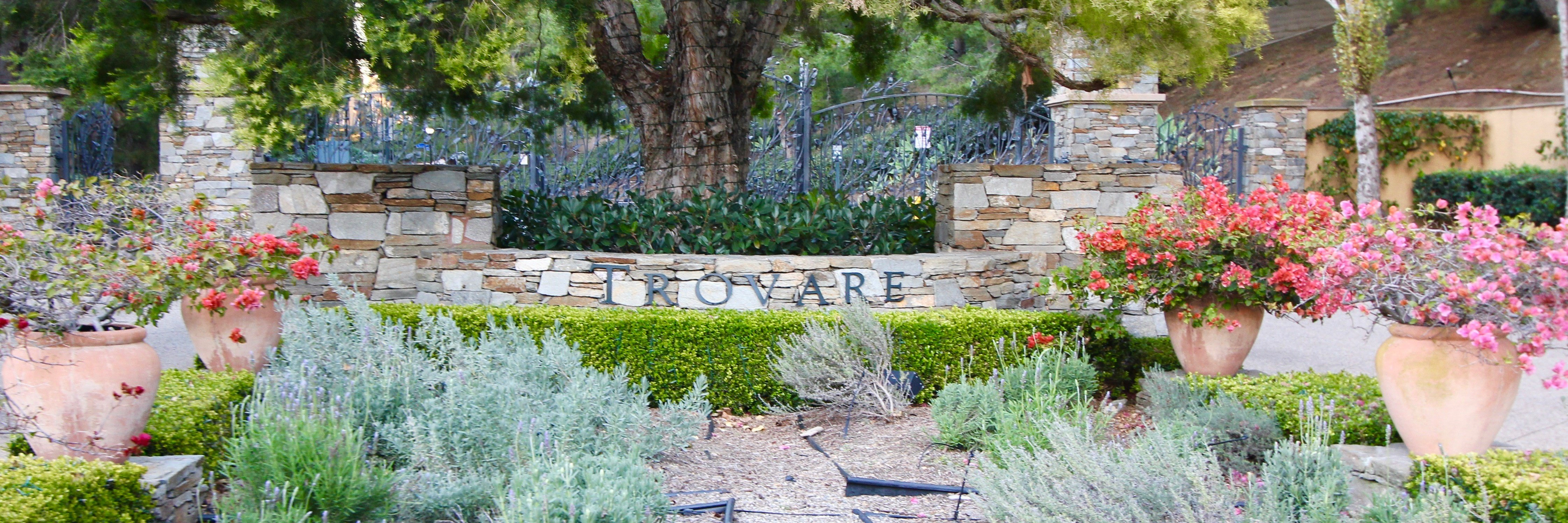 Trovare is a gated and private spanish style townhome community in Newport Coast CA
