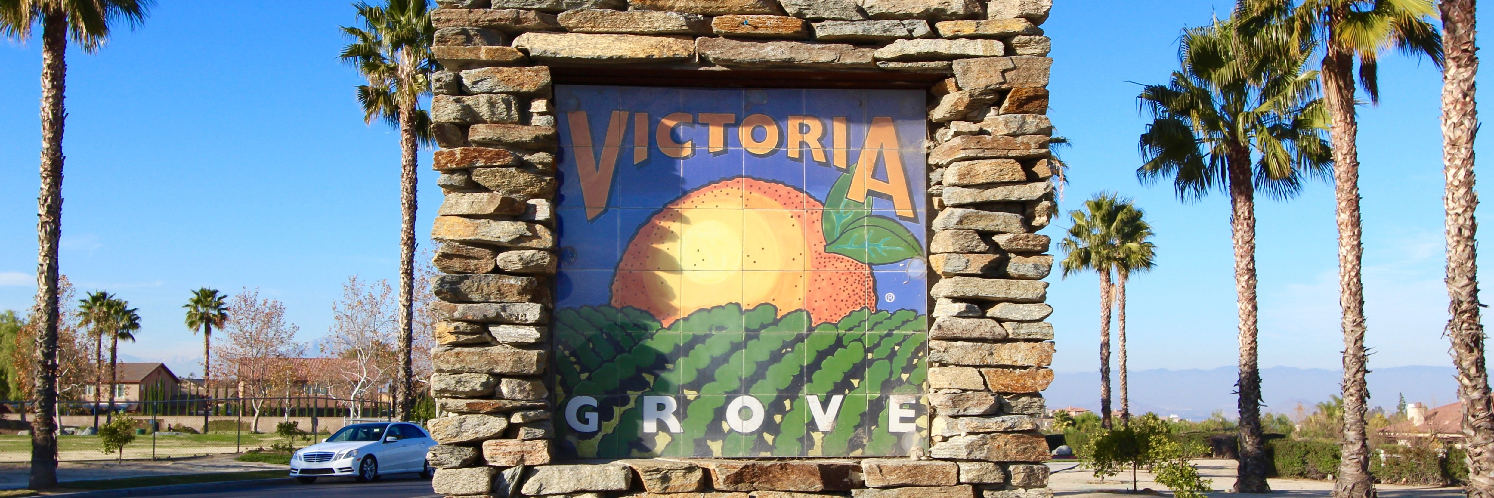 Victoria Grove is a community located in Riverside Ca