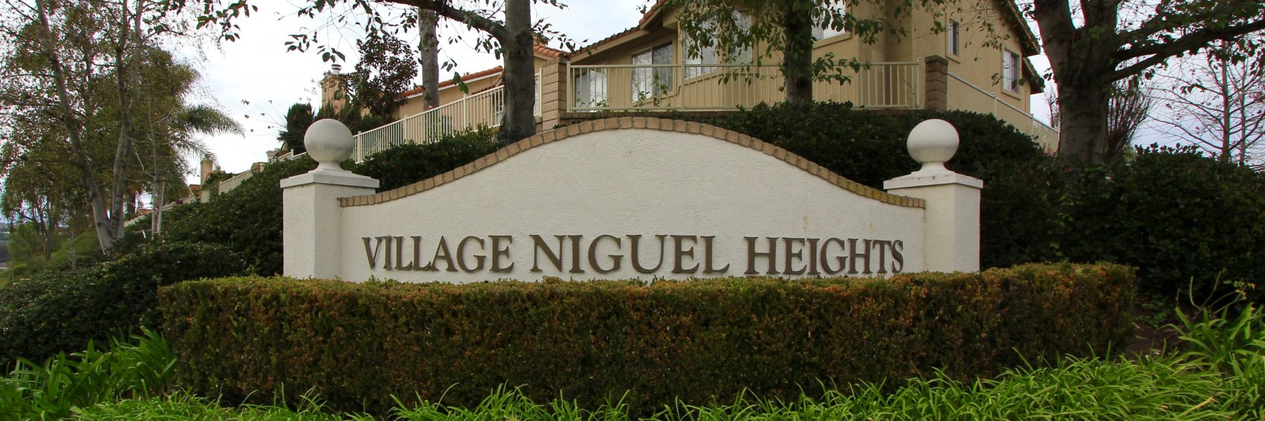 Village Niguel is a neighborhood of homes located in Laguna Niguel California