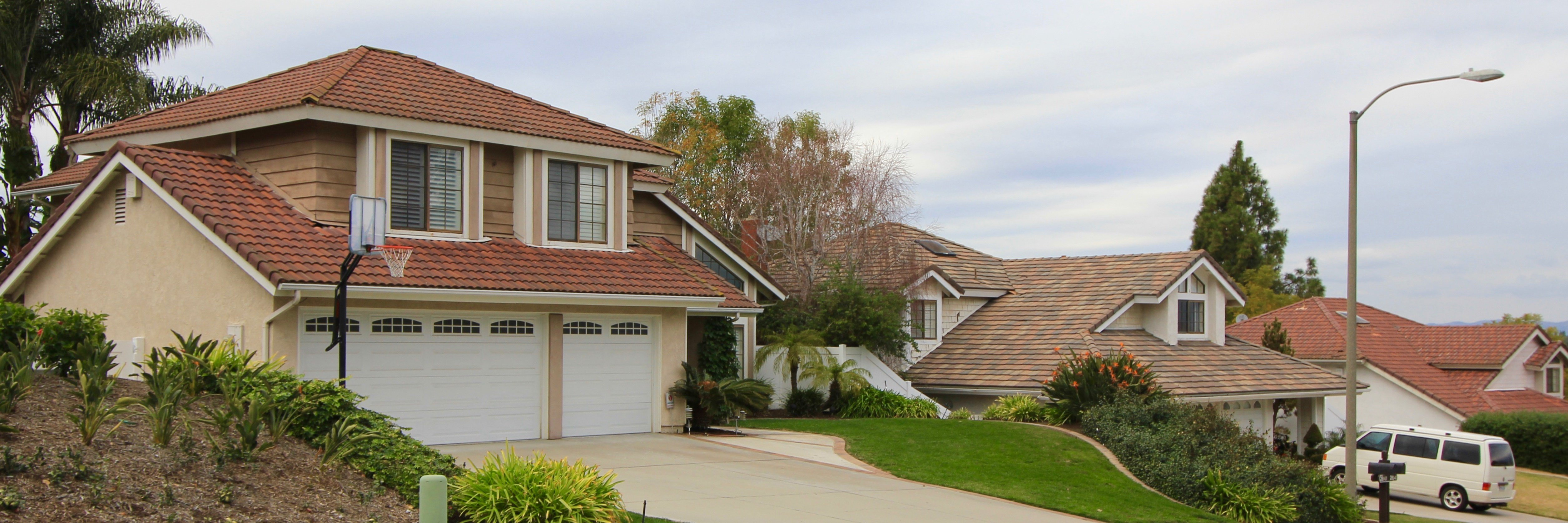 Westridge Estates is a neighborhood of homes located in Laguna Niguel California