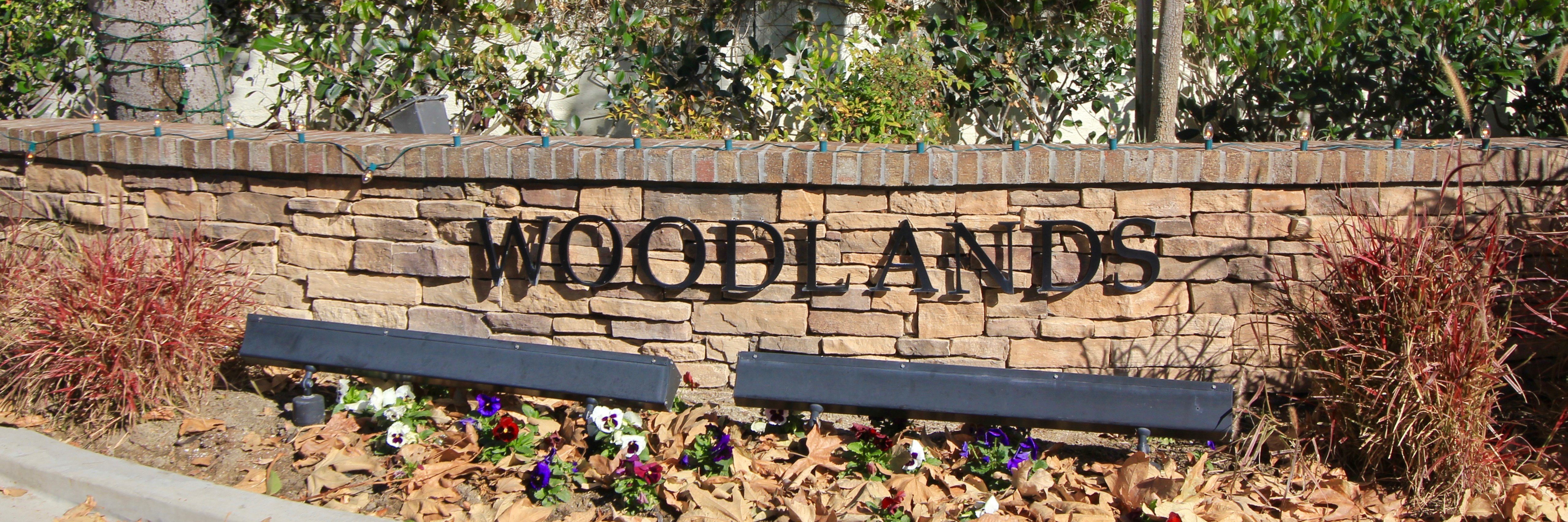 Woodlands Community Marquee in Aliso Viejo Ca