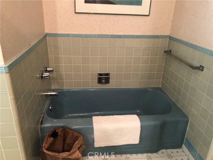 Bathroom Tub.