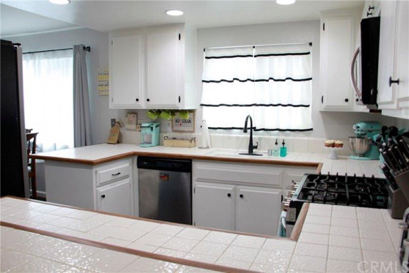 Kitchen View #2
