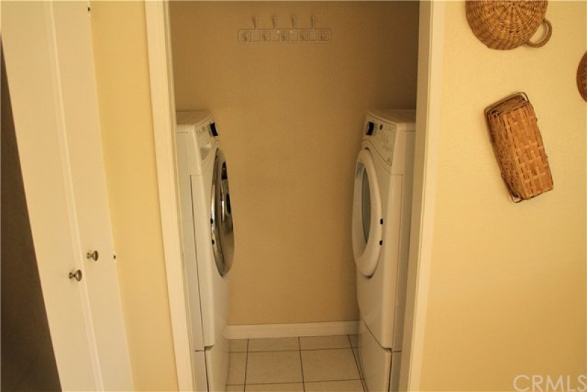 SEPARATE LAUNDRY ROOM OFF THE KITCHEN