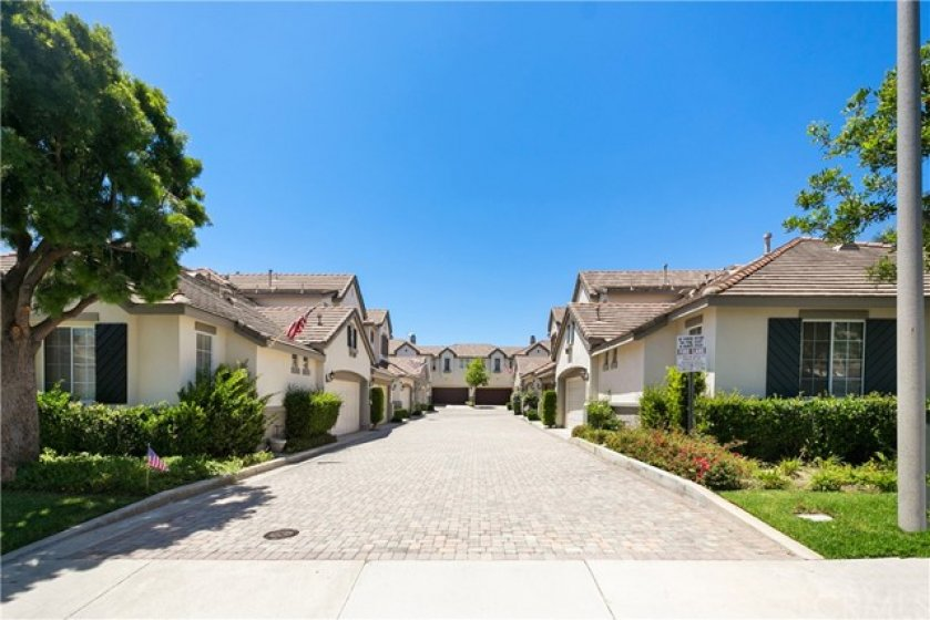 Great location and is the second home in the cobblestone cul de sac!