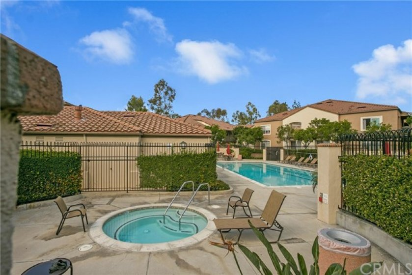 One of 2 pools / spas.  HOA also includes a clubhouse and fitness center.