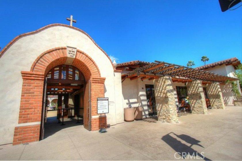 Historic San Juan Capistrano Mission