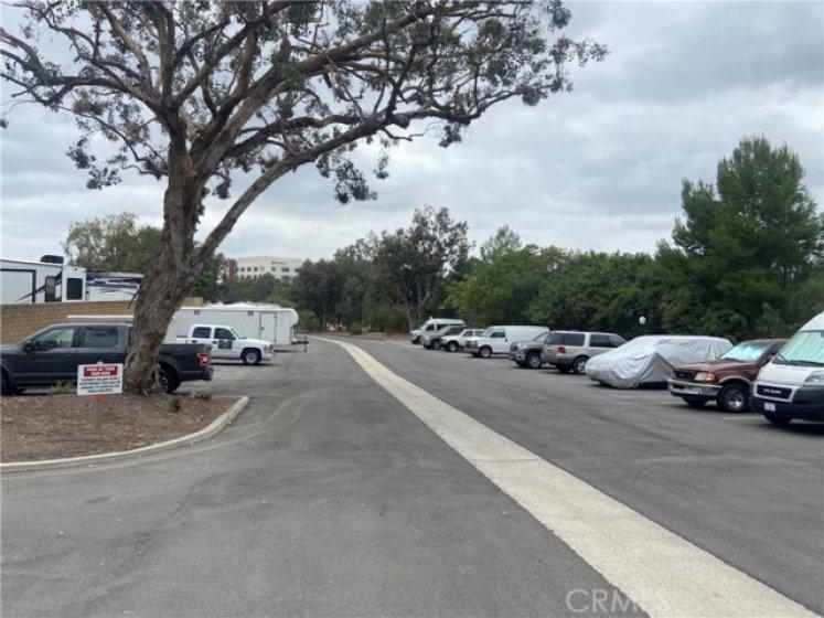Community RV Parking #2