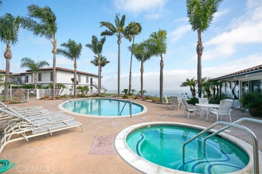 spa, pool, club house, sun deck