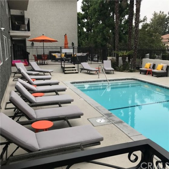 Beautifully renovated pool area furnished for your relaxation!