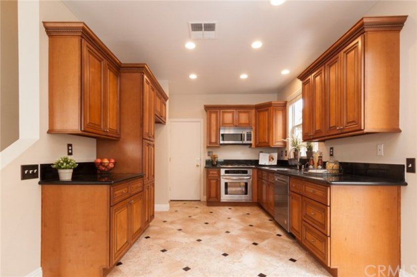 Upgarded and updated kitchen