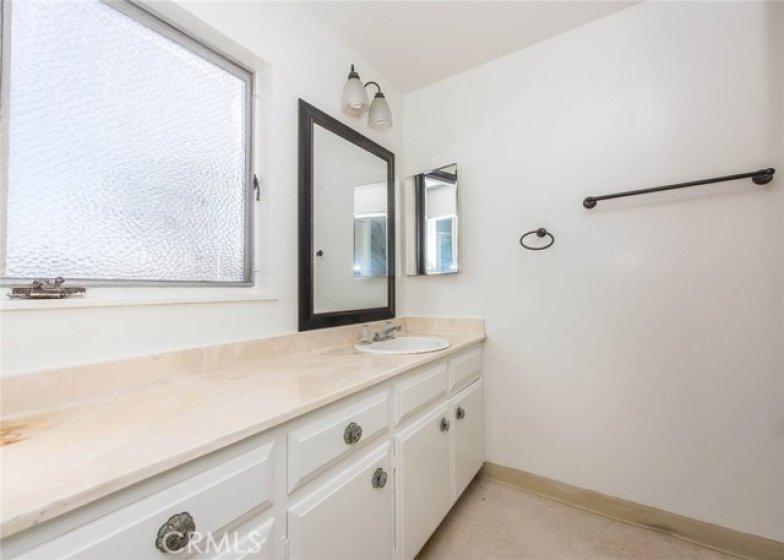 master bathroom vanity -