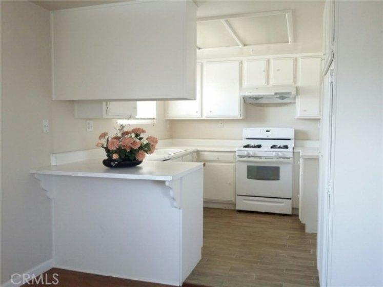 Nice size kitchen