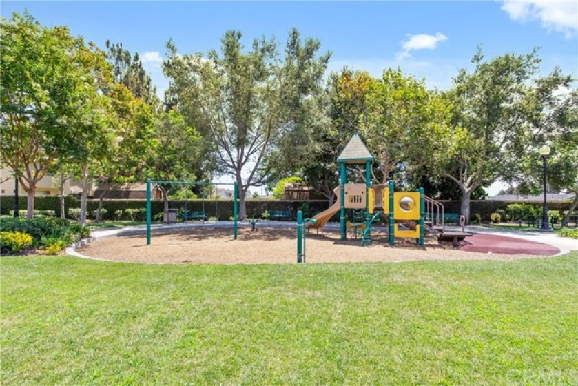 Playground/tot lot inside College Park