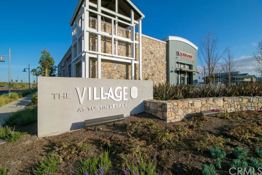 Village at Tustin Legacy offers Stater Bros, Pizza Press, Chipotle, Pier 76, Board and Brew, Dunkin, Pilates, Rowe House and much more!