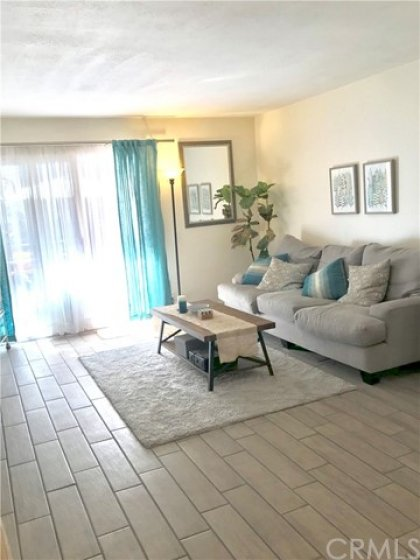 Newly Remodeled Living Room