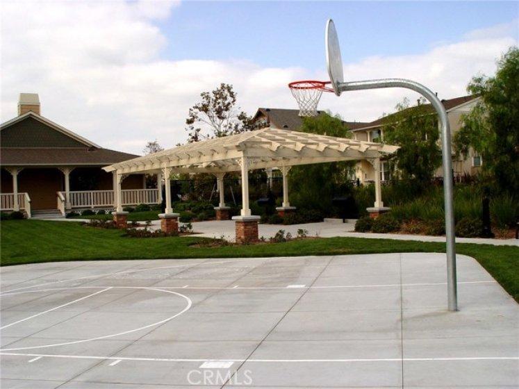 HOA Sport Court