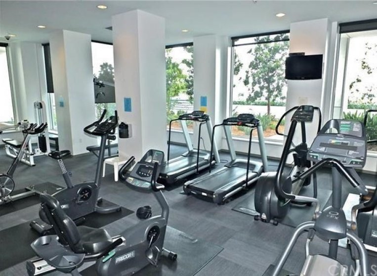 Common Area - Fitness Room