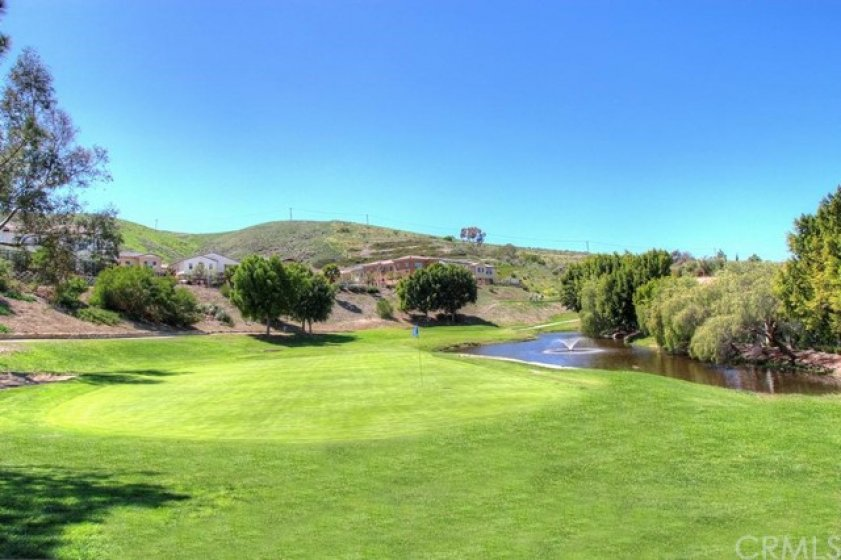 San Juan Hills Golf course within the community of Campanilla