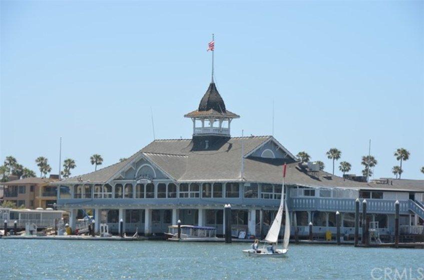 Newport Pavilion