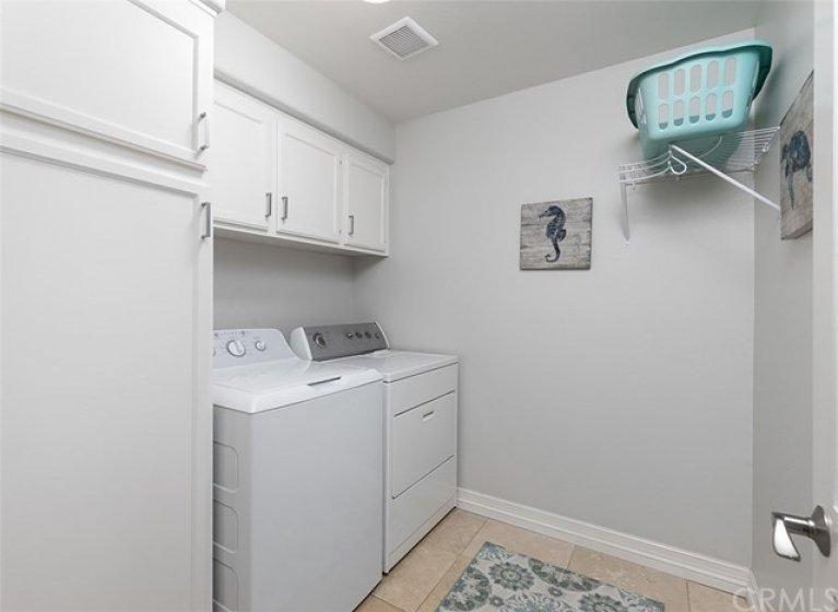 Laundry Room on Second Floor. Comes with Washer & Dryer.
