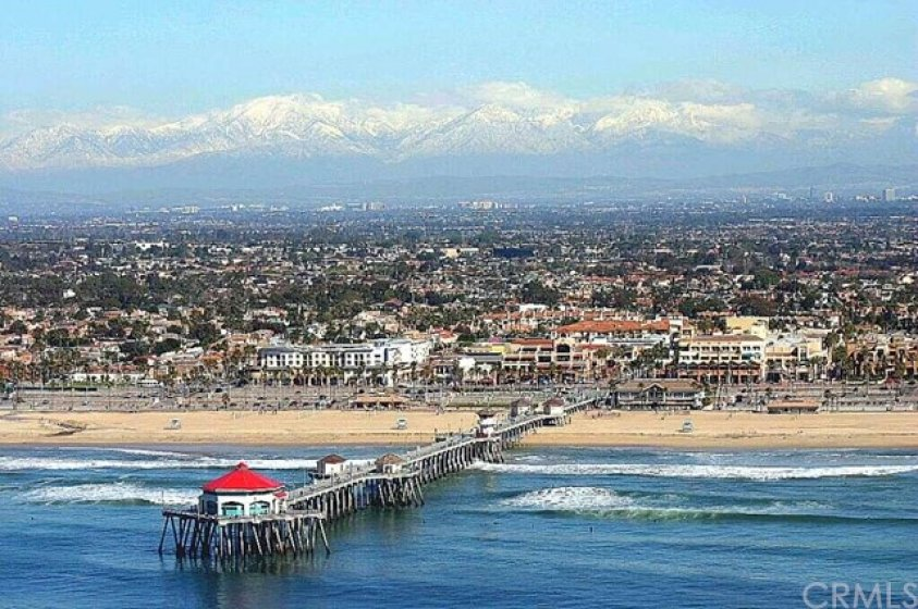 The beautiful HB Pier