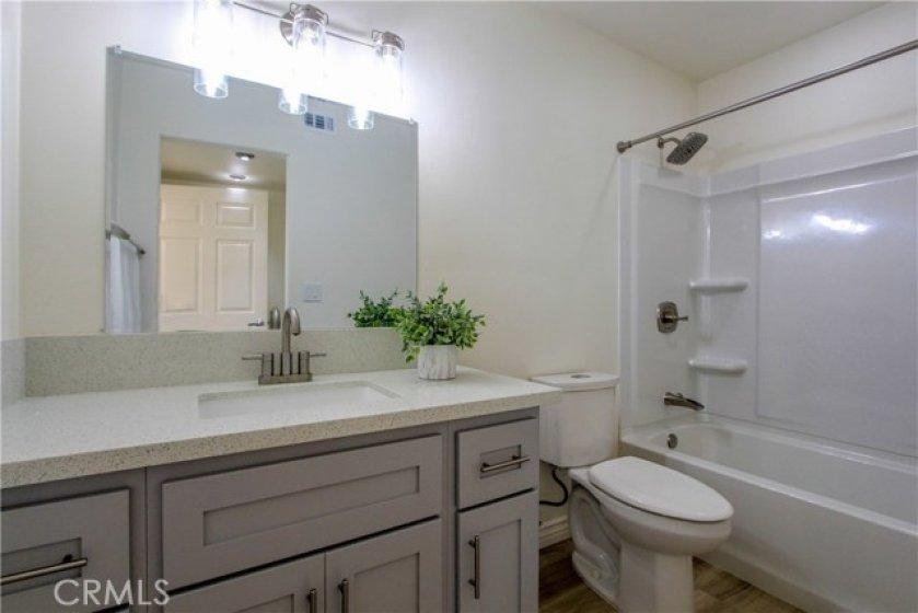NEWLY REMODELED BATHROOM 1