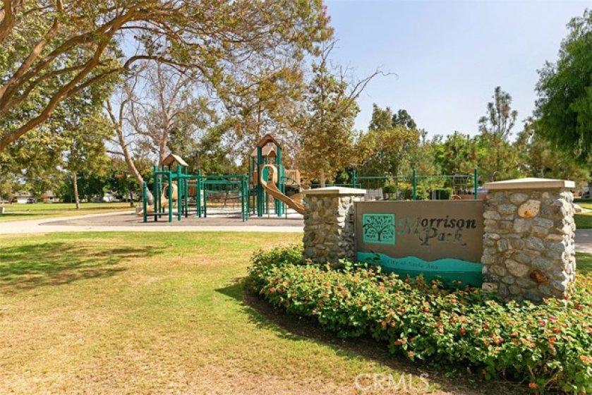 Stroll to popular Morrison Park