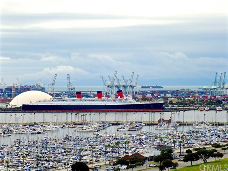 Queen Mary View From Your Balcony