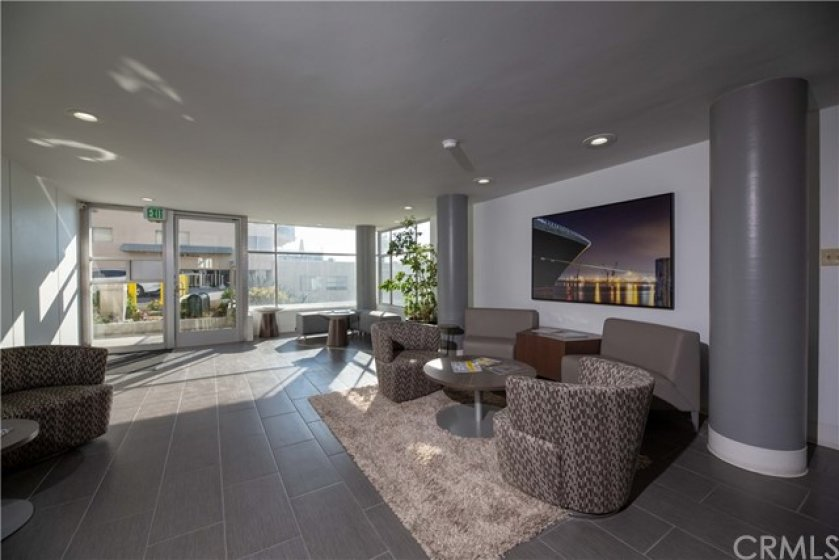 Newly Remodeled Lobby