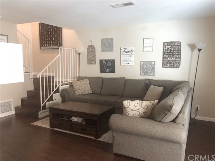 Spacious Family Room!