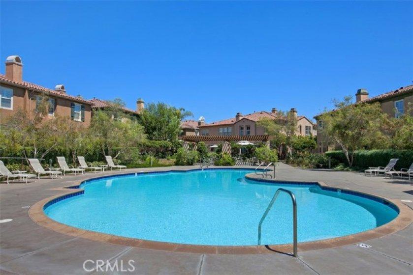 Verano neighborhood pool