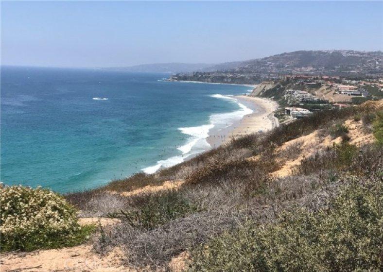 Nearby Dana Point Strand Beach