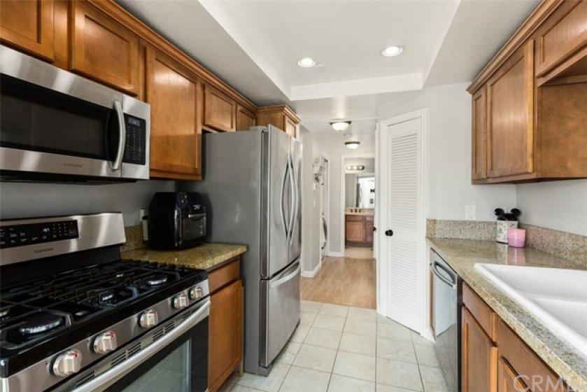 Enjoy cooking in this completely newer remodeled kitchen!