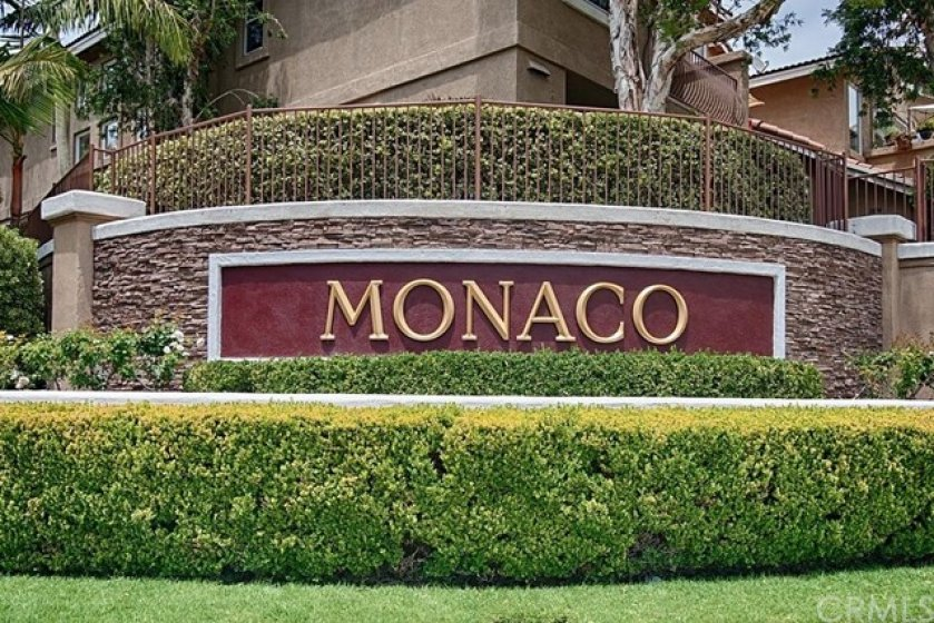 Monaco has the lowest HOA Dues in the area, $185 a month.