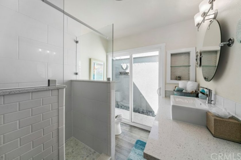 Extra bathroom that is also completely remodeled!
