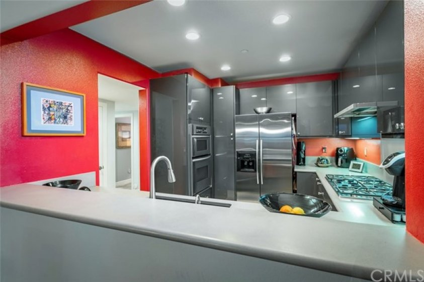 Stainless Steal Appliances, Instant Hot Water, Sensor Motion Faucet...
