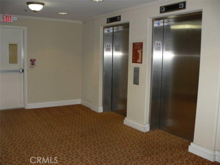 Alhambra Regency has 4 elevators total