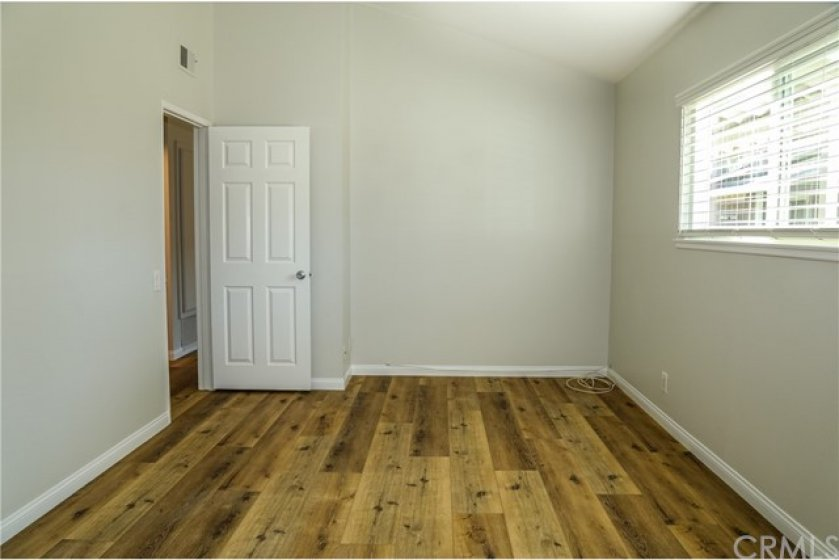 THAT LARGEST BEDROOM READY FOR YOU TO DECORATE.