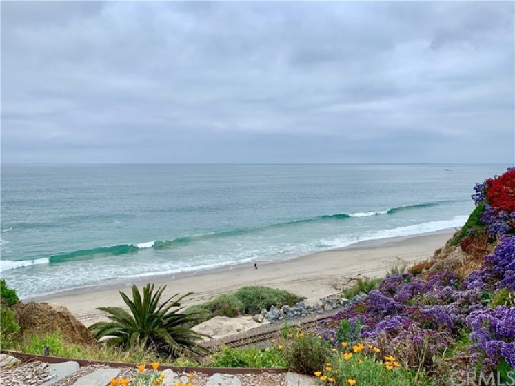 Walk to Calafia State Beach from your condo