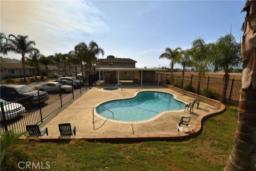 Community Pool/Spa area.