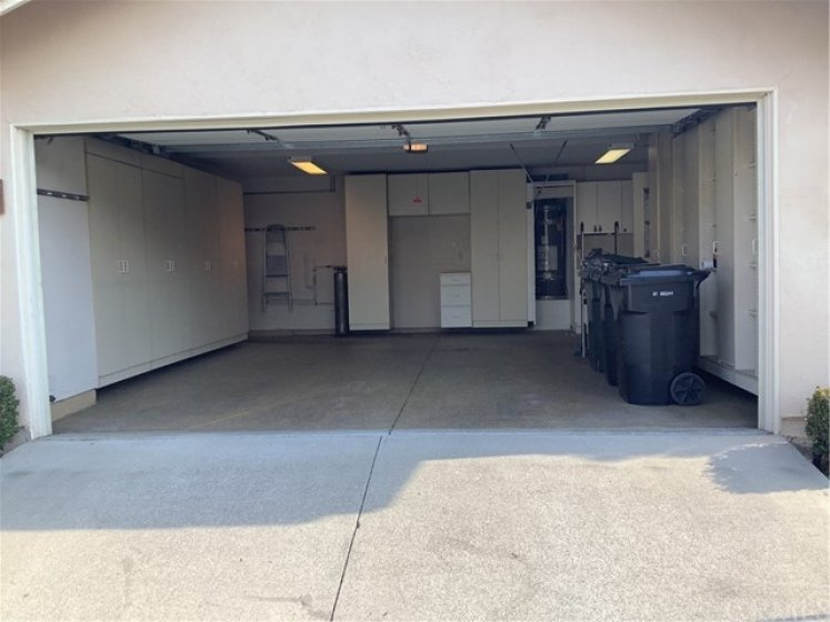 Direct access to garage