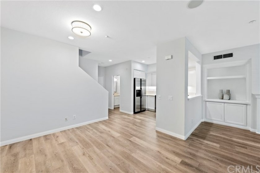 Ample square footage and consistent use of designer finishes in this beautiful home.